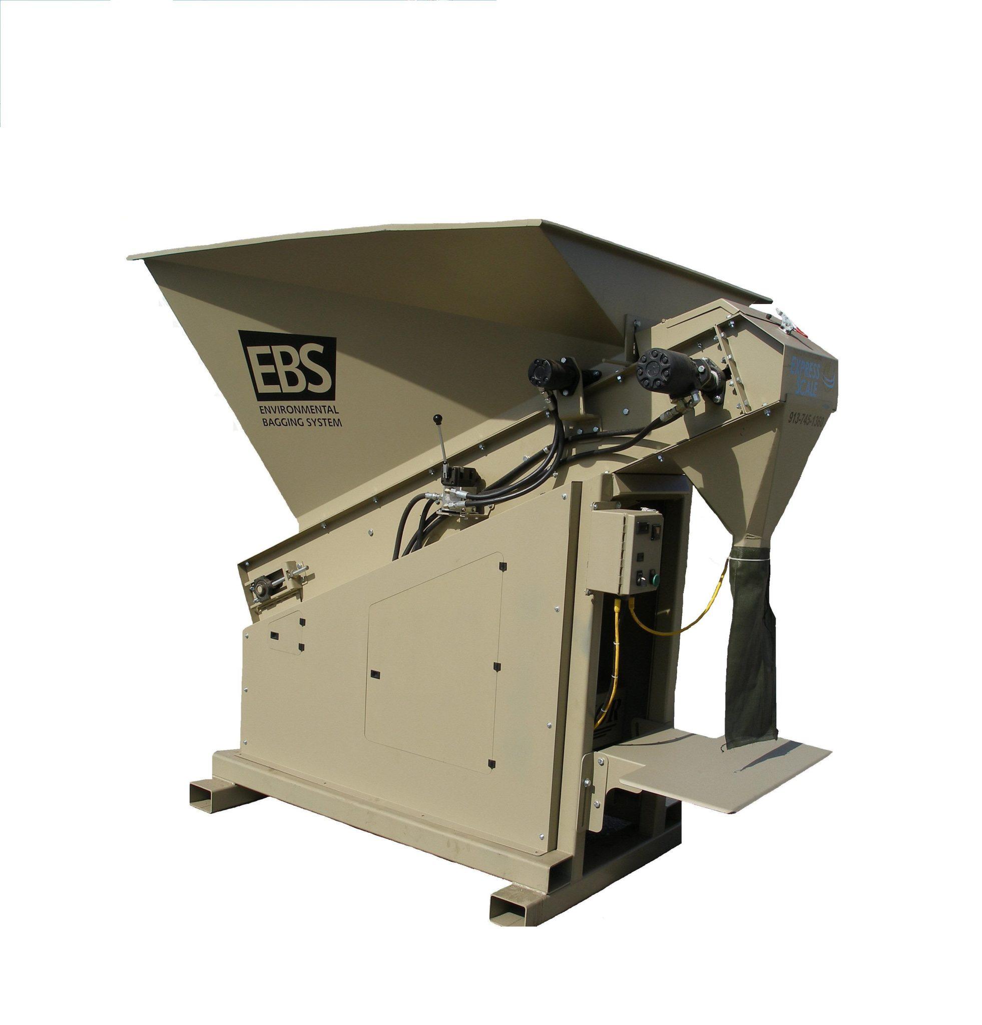 Express Scale Ebs Junior Volumetric Bagger Inpak Systems