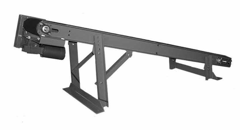 JEM INC10 Incline Transfer Conveyor